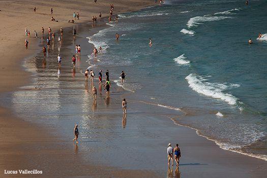 A Coruña alcanzará temperaturas de hasta 27º durante esta semana http://goo.gl/vDZZ23 vía MeteoGalicia ¿ÚLTIMA ESCAPADA?
