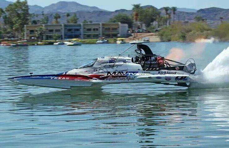 Spirit Of Texas Top Fuel Hydro Piloted By Scott Lumbert