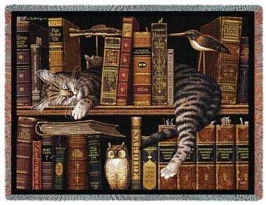 Books, cats & pretty things!