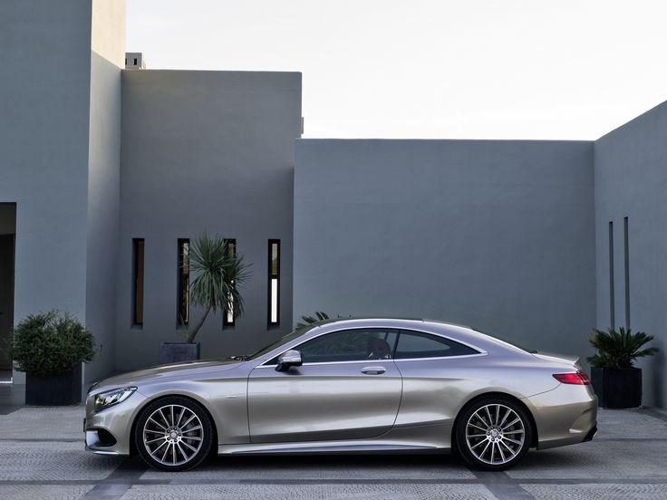 Mercedes-Benz S-Class Coupe shows exquisite design (pictures) image 3