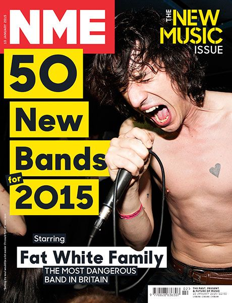NME's 50 Best New Bands For 2015 http://nmem.ag/GWoam