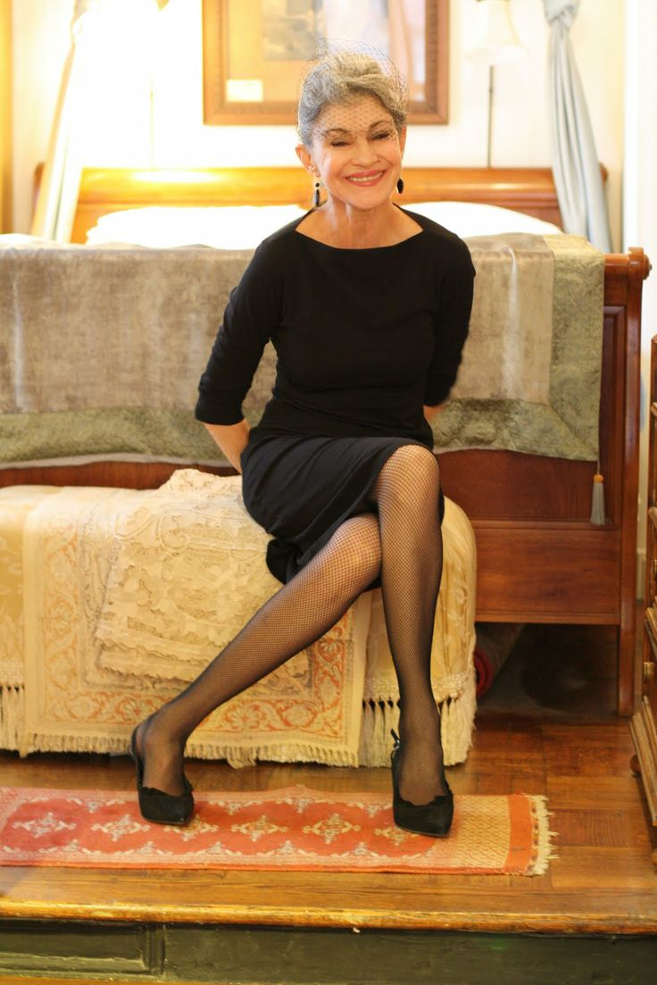 ADVANCED STYLE: Advanced Style Profile: Jenny Hirschowitz Inspired by Vintage Dior