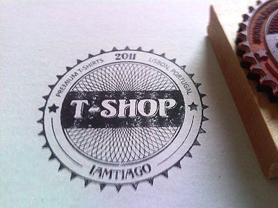T-Shop Stamp