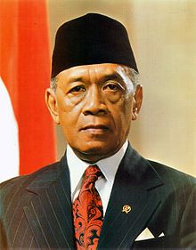 Hamengkubuwono IX (1912-1988) was the 9th Sultan of Yogyakarta (1940-1988) and the 2nd Vice President of Indonesia (1973-1978). During his military career, he initiated  a general attack against Dutch occupation in Jogjakarta on March 1st, 1949. He was also well-known as the father of Indonesian scout.