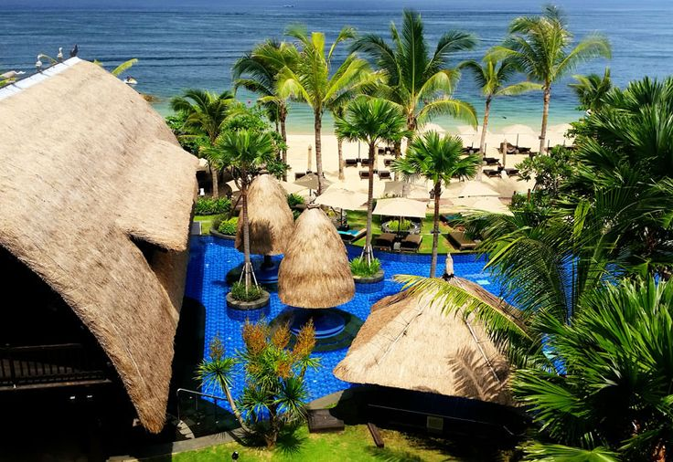 Holiday Inn Resort Bali Benoa is located on Bali's most playful beach and provides guests amazing beachside experience.