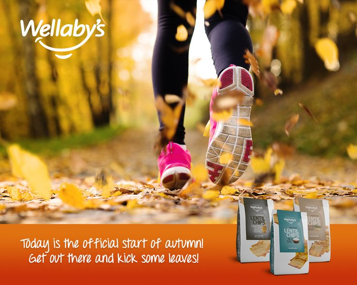 Today is the official start of autumn! Get out there and kick some leaves!