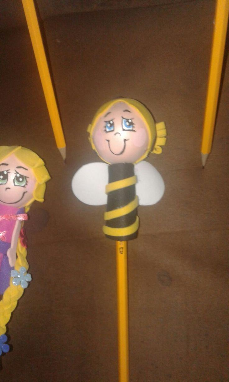 Fofulapiz abeja