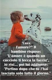 Cos è l amore