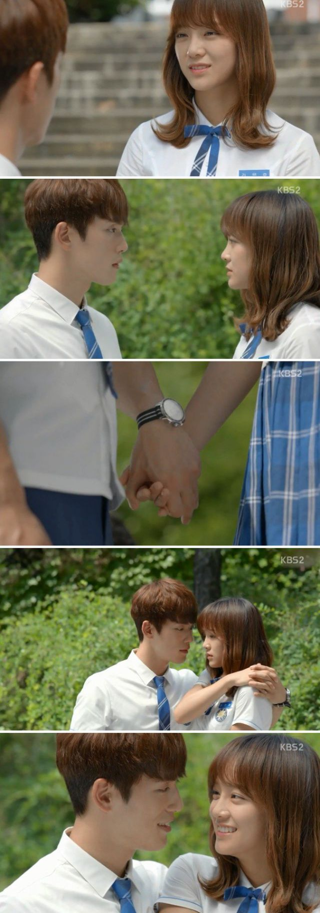 [Spoiler] Added episode 12 captures for the #kdrama 'School 2017'