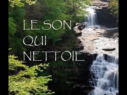 NETTOYEZ VOTRE AURA - FRÉQUENCE VIBRATOIRE DE L'EAU PURE- Cleanse your aura & chakras - YouTube