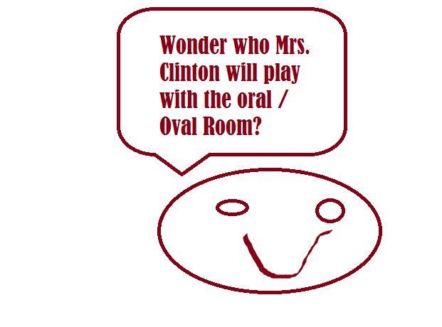 Mrs. Clinton by Henke76 on DeviantArt