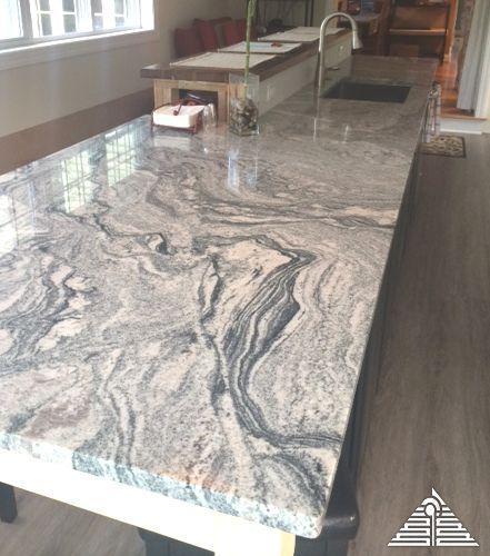 15 Best Piracema White Granite Images On Pinterest White