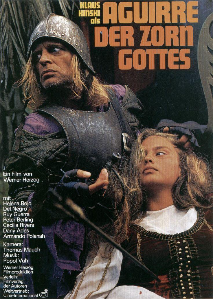 werner herzog s aguirre the wrath of German director werner herzog has enjoyed international success with such films as aguirre: the wrath of god (1972), fitzcarraldo (1982) and rescue dawn (2006.