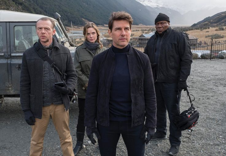 'Mission: Impossible 6' First Look: The 'Rogue Nation' Team Reunites