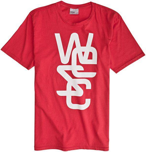 wesc overlay:  T-Shirt