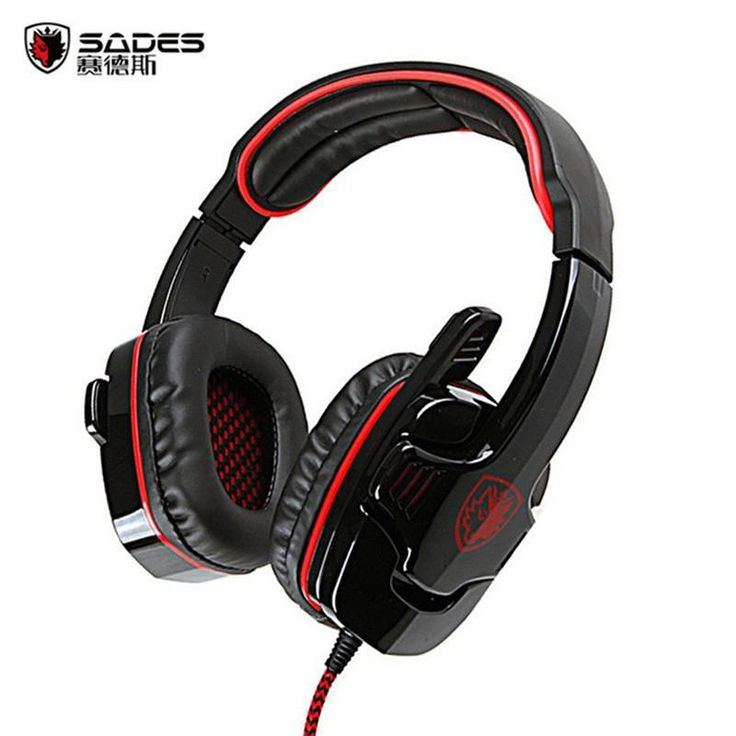 Gaming Headphones USB Plug 7.1 Surround Stereo Deep Bass Game Headset with Mic