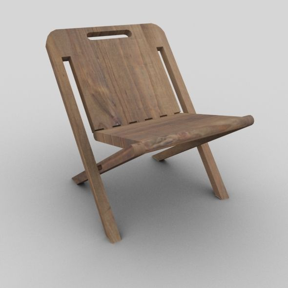 Wonderful Wooden Folding Chair By Haditahir Wooden Folding Chair. With Animated  Folding Sequence (except For The One With .