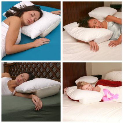 sleep position is a key factor in choosing the best pillow for both body alignment and