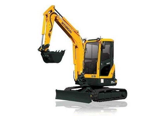 Hyundai R35z 9 Mini Crawler Excavator Service Manual Hyundai Excavator Repair And Maintenance