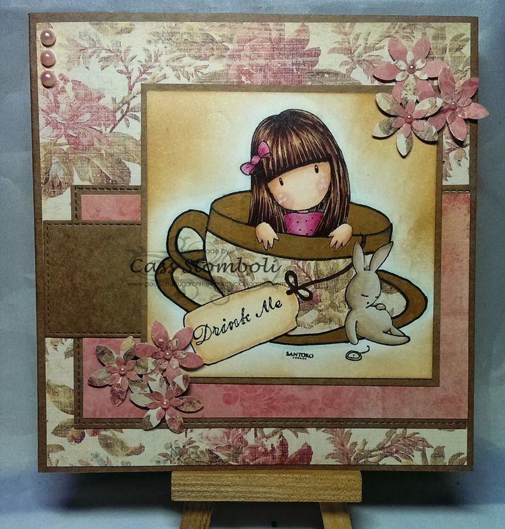 Pour Some Sugar On Me Blog - Gorjuss Girl Sweet Tea #gorjuss #sweet tea http://poursomesugaronme-rockchick.blogspot.co.uk/
