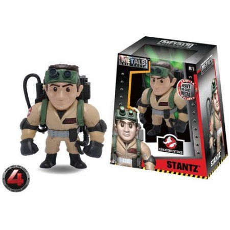 Metals Ghostbusters 4 inch DC Figure, Ray, Beige