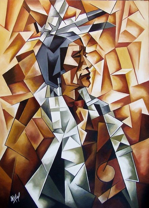 history of art cubism The newly-open permanent exhibition of the museum of decorative arts in prague presents czech cubism as a style that conceptually combines fine art, applied arts and architecture.
