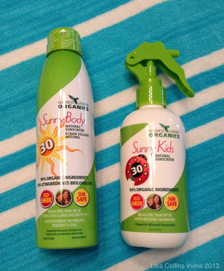 1000 Ideas About All Natural Sunscreen On Pinterest