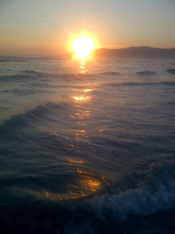 Thanks Ewoud Botes for this Hermanus sunset photo!