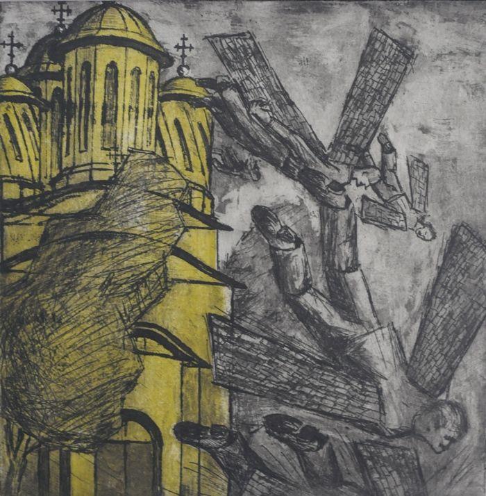 Meșterul Manole – Mircea Nechita | EliteArtGallery - galerie de artă