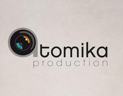 Atomika - branding
