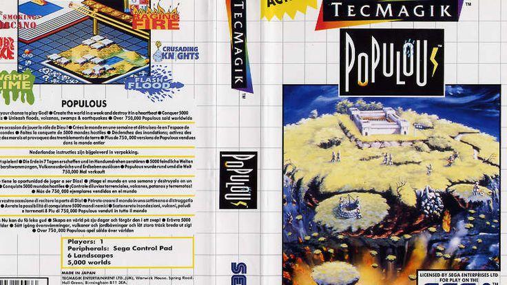 Jogue Populous SMS Sega Master System online grátis em Games-Free.co: os melhores SMS, SNES e NES jogos emulados no navegador de graça. Não precisa instalar ou baixar.