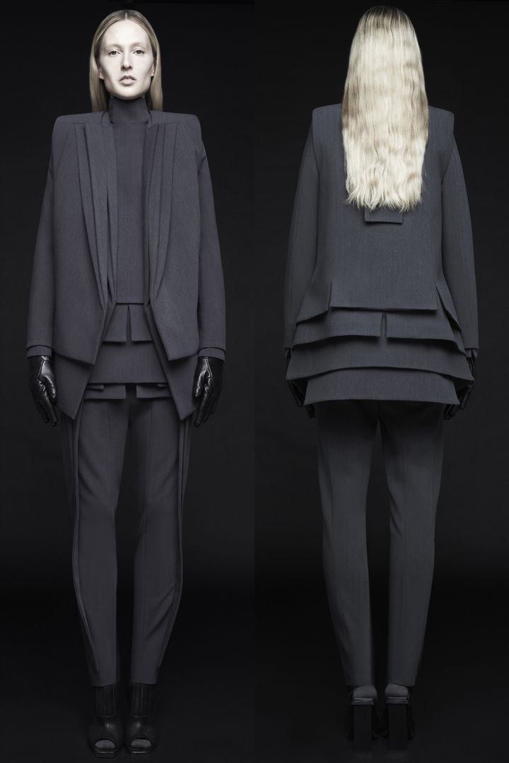 Rad by Rad Hourani Collection #07 | Trendland: Fashion Blog & Trend Magazine
