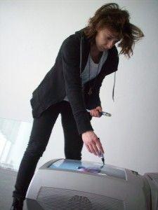 Marina drawing bodies | Visual Art Research