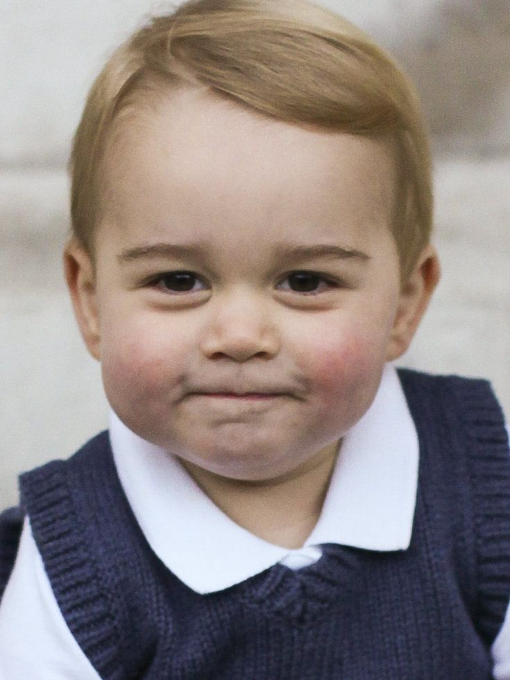 15 Photos Of Prince George That You Haven't Seen A Million Times #kids #princeGeorge #cute