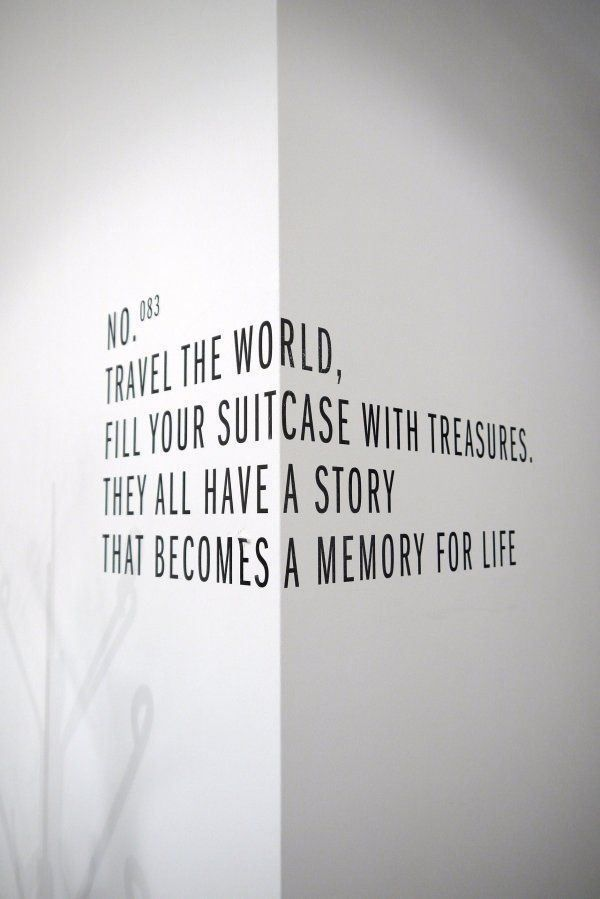 Travel often