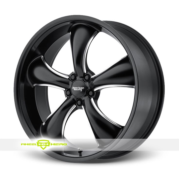 American Racing AR912 TT60 Black Milled Wheels For Sale & American Racing AR912 TT60 Rims And Tires