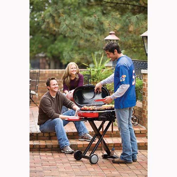 Coleman - Coleman - coleman road trip grill - portable propane grill - RoadTrip® Grill LXE