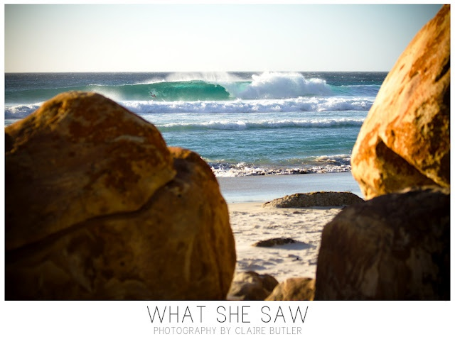 Surfing in South Africa © Claire Butler Photography