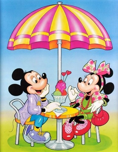 Vintage Mickey Mouse Minnie Mouse Pluto Disney Movie 16x20 RARE OOP Poster Limited High Quality Best Price by Mypostergallery, http://www.amazon.com/dp/B00A6F8S94/ref=cm_sw_r_pi_dp_dqrLrb0G0RS4Q