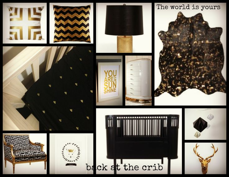 Nursery Look #6: The World is Yours. Includes cot sheet set from back at the crib, available for purchase at www.backatthecrib.com.au