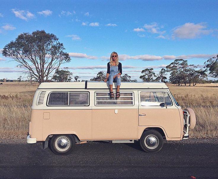 The open road Scout 1972 Westfalia VW Kombi Van @elisecook