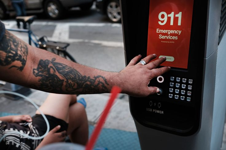 Learn about New York City's free WiFi kiosks speed up access to social services http://ift.tt/2oG90y6 on www.Service.fit - Specialised Service Consultants.