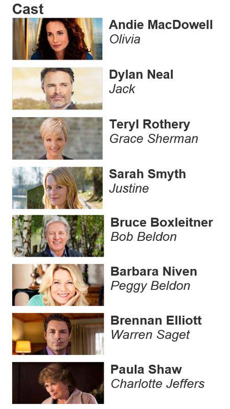 25 best Dylan Neal images on Pinterest | Hallmark channel, Debbie ...
