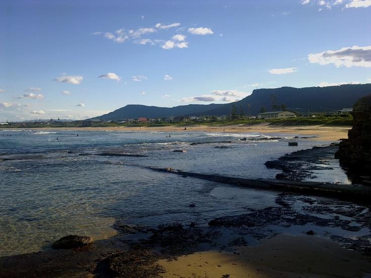Bulli Beach.