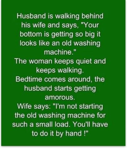 Husband Wife Humor