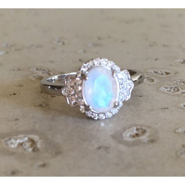 1000+ Ideas About Moonstone Engagement Rings On Pinterest
