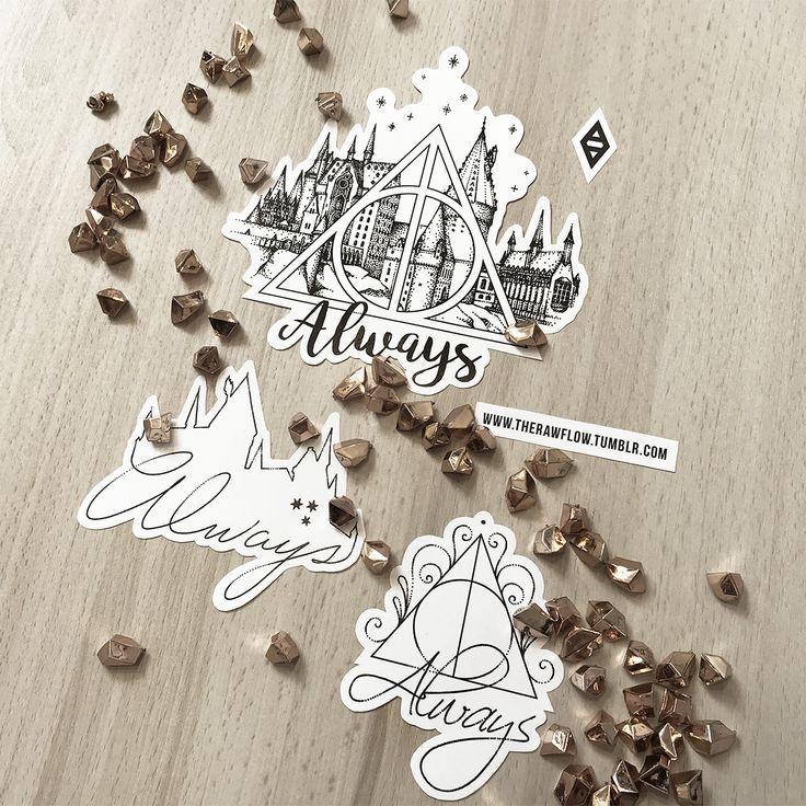 Harry Potter entwirft immer Tattoo-Design-Ideen – alle diese Designs sind in meiner neuen Harry Potter-Kollektion mit 65 anderen Dotwork-Designs enthalten. Liste der Inhalte, weitere Informationen, Download: www.rawaf.shop/tattoo/collections