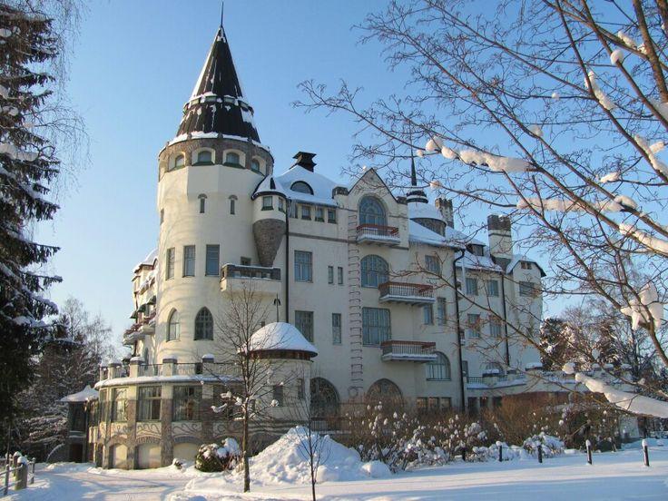 Valtionhotelli Imatra, Suomi