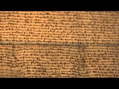 a review of the story of magna carta It's an almost forgotten part of english history magna carta is so called because  of the existence of this separate charter um it's the great charter whereas this.