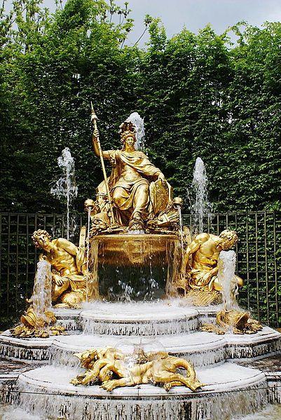 Bosquet de l'Arc de Triomphe - Versailles